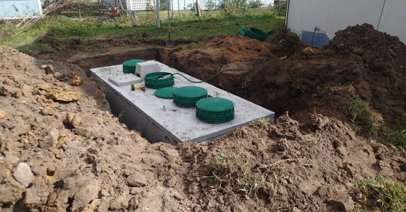On Site Sewage Facilities Ossf